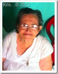 Abuelita Violeta!!!!