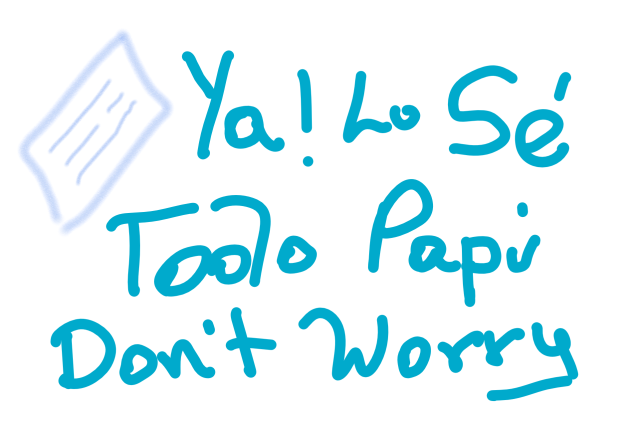 Secret msg papu
